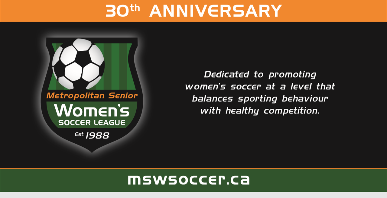 MSWSL Celebrates 30 years of Soccer.... This is how we got where we are today!